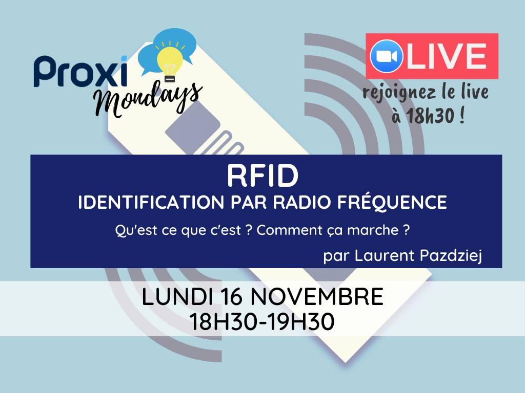 RFID - Proxi Monday - Proxiad
