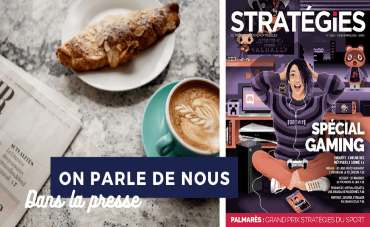 Magazine Stratégies Article Proxiad